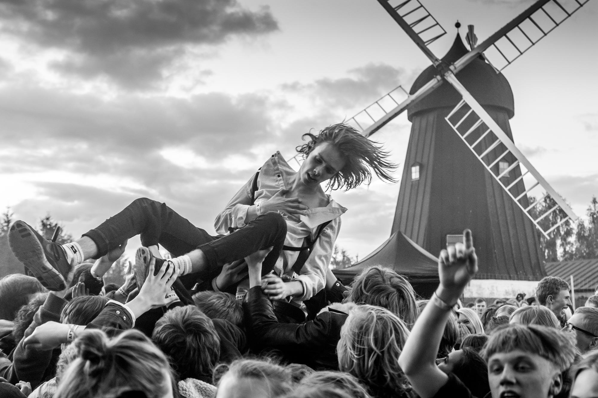 AFTRYK festival på ØU