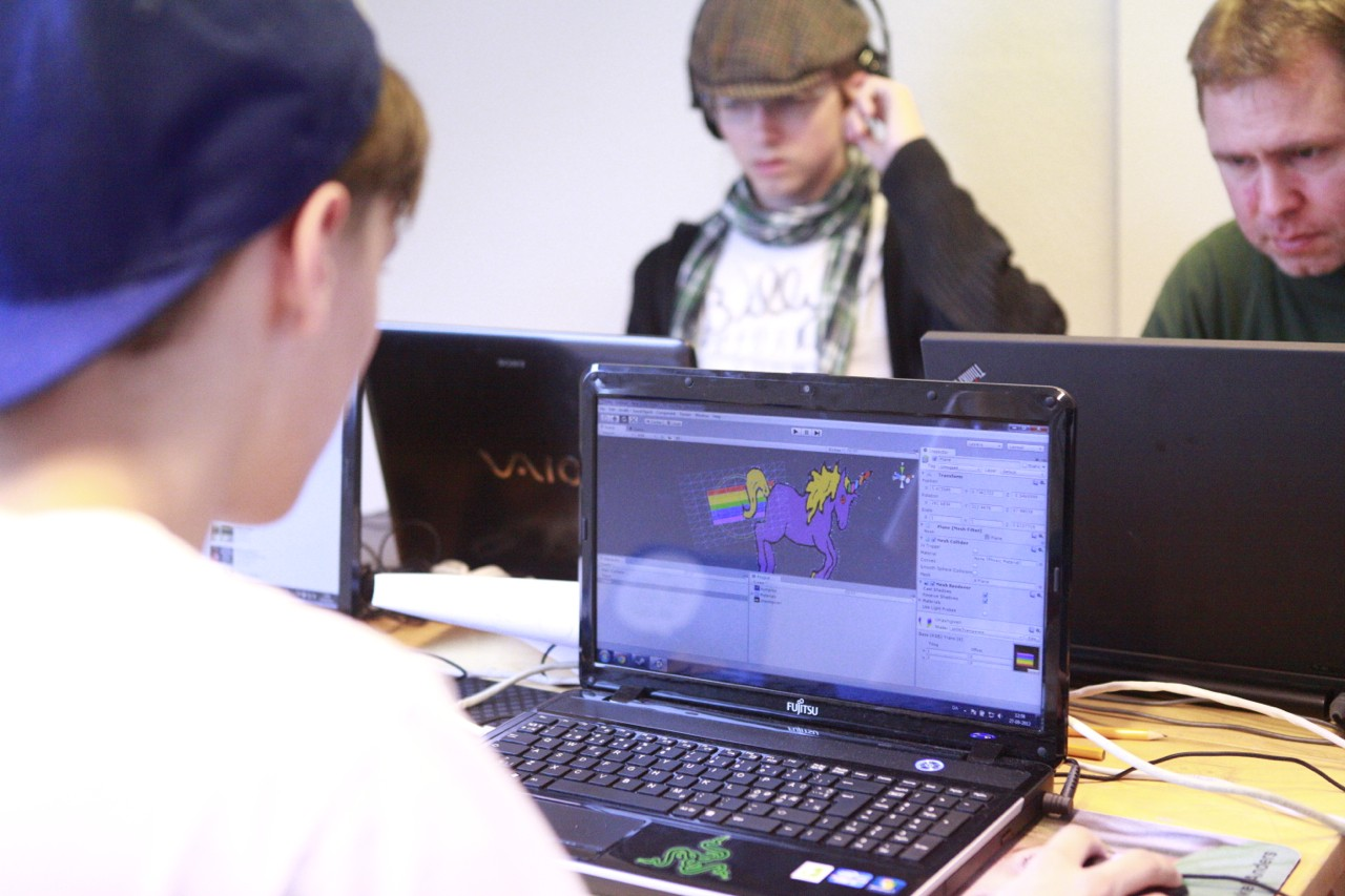 Gamedesign efterskole