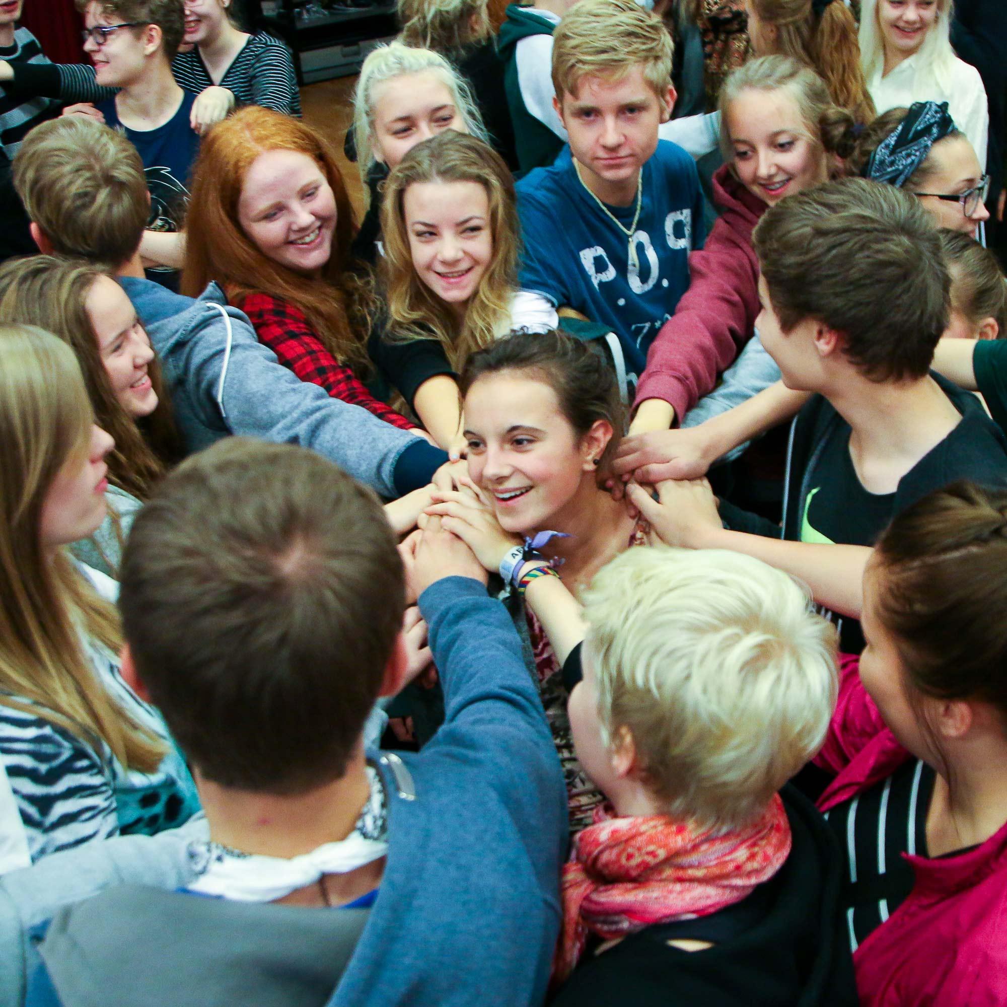 Fællesskab på efterskole