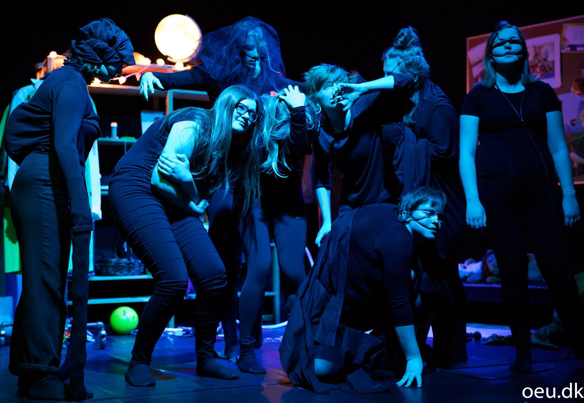 Teaterefterskole
