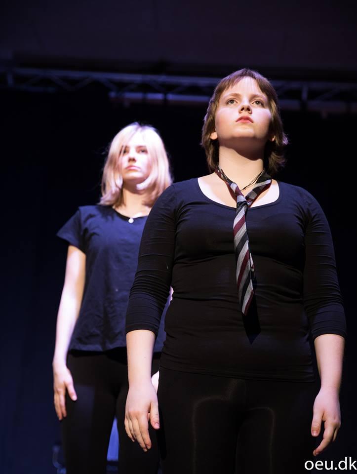 Teater talenter på efterskole