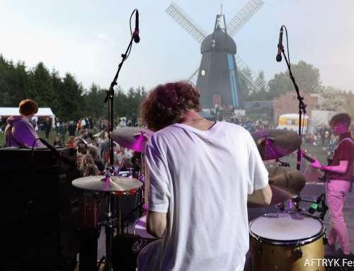 AFTRYK Festival –  et brag af en fest.
