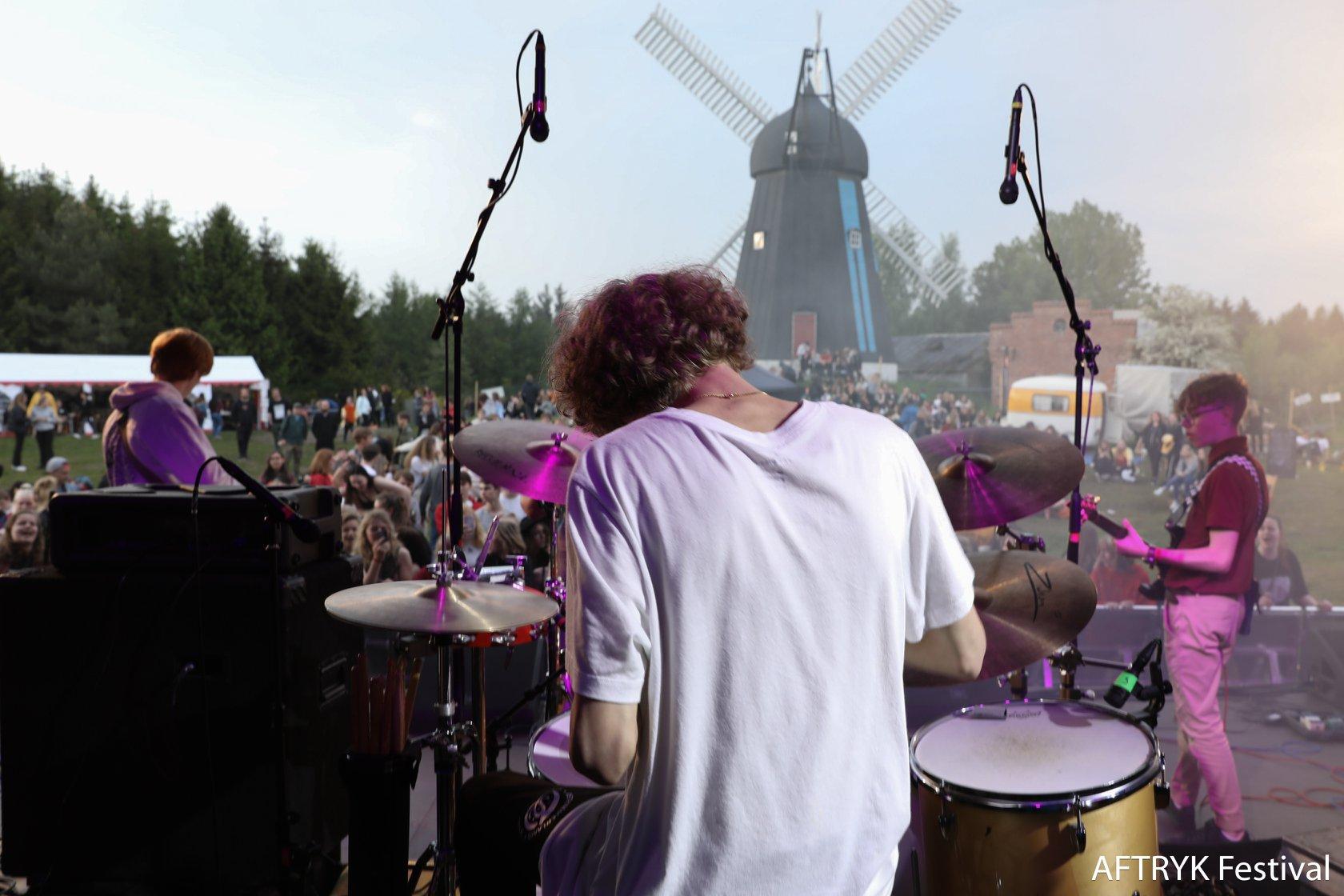 Efterskolens musikfestival AFTRYK
